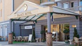 Hotel Palace szálláshelyek Hévízen