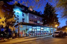 Aqua Hotel Gyula  - családi ajánlat